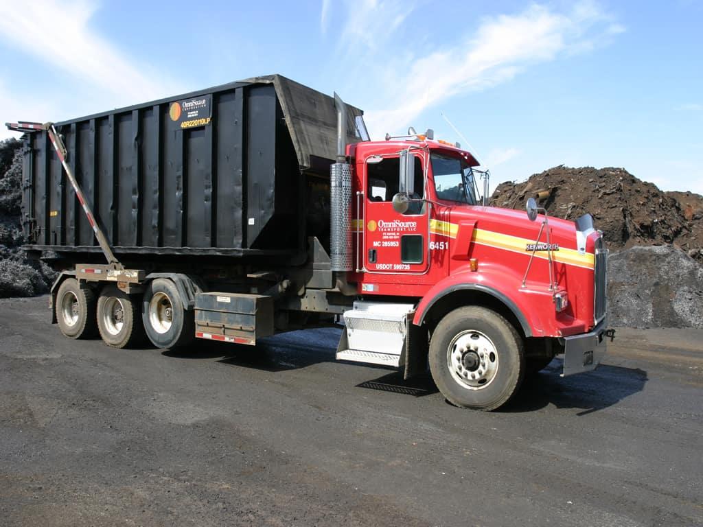Transportation & Logistics - OmniSource
